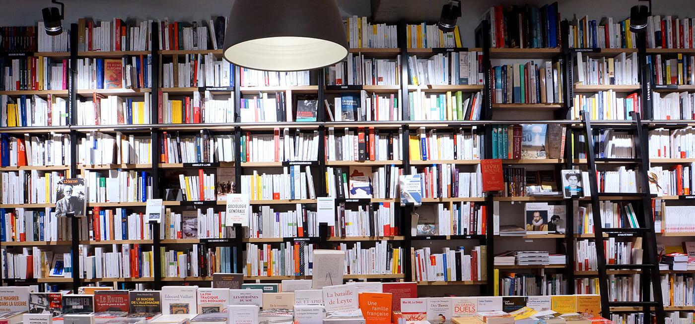 bibliotheque le divan - guy hoquet