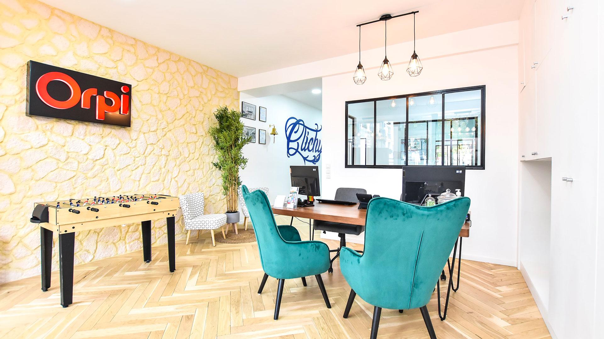 Agence Orpi Valeurs Immobilières Clichy